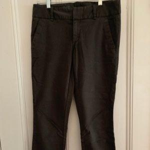 J. Crew Andie Gray pants